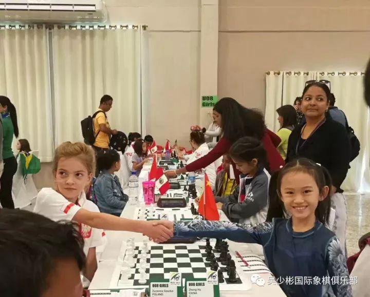 2013年李成智杯國際象棋全國中學生冠軍賽女子第十輪成績